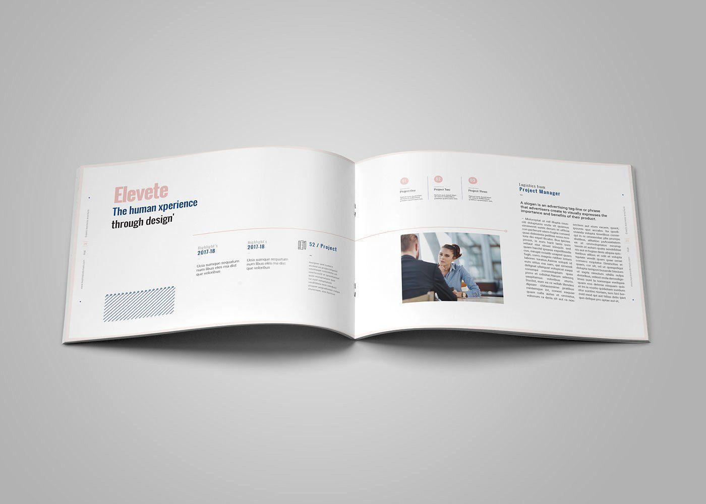 Landscape Annual Report #PDF#sizes#guide#change | Website