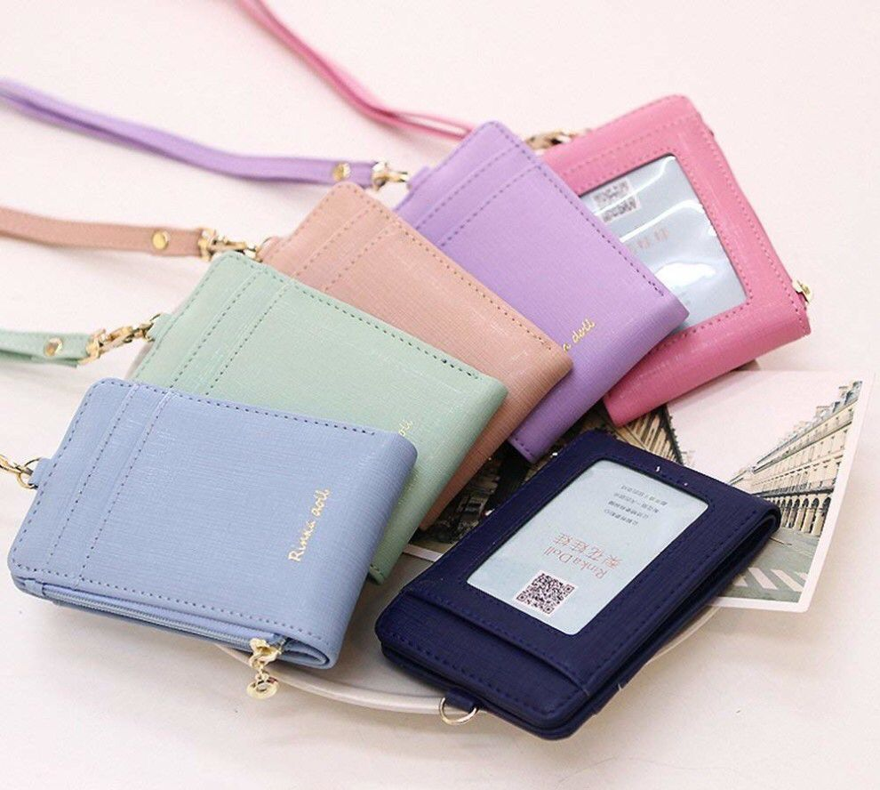 A Lanyard Wallet So You Can Wear A Lightweight Purse Around Your Neck You Ll Basically Forget It S There But At At Least It S Pretty Much Attached To You So Y Lanyard