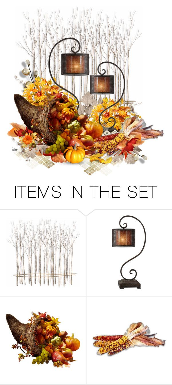 """""""Happy Thanksgiving ~ Canadian Friends !!"""" by kateo ❤ liked on Polyvore featuring art and 6071"""