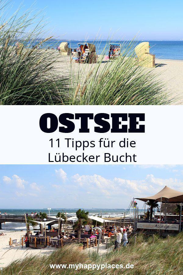 Ostsee Schleswig-Holstein: 11 Tipps für die Lübecker Bucht
