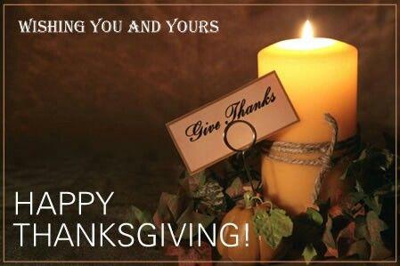 Thanks for all U do! 11/28/13