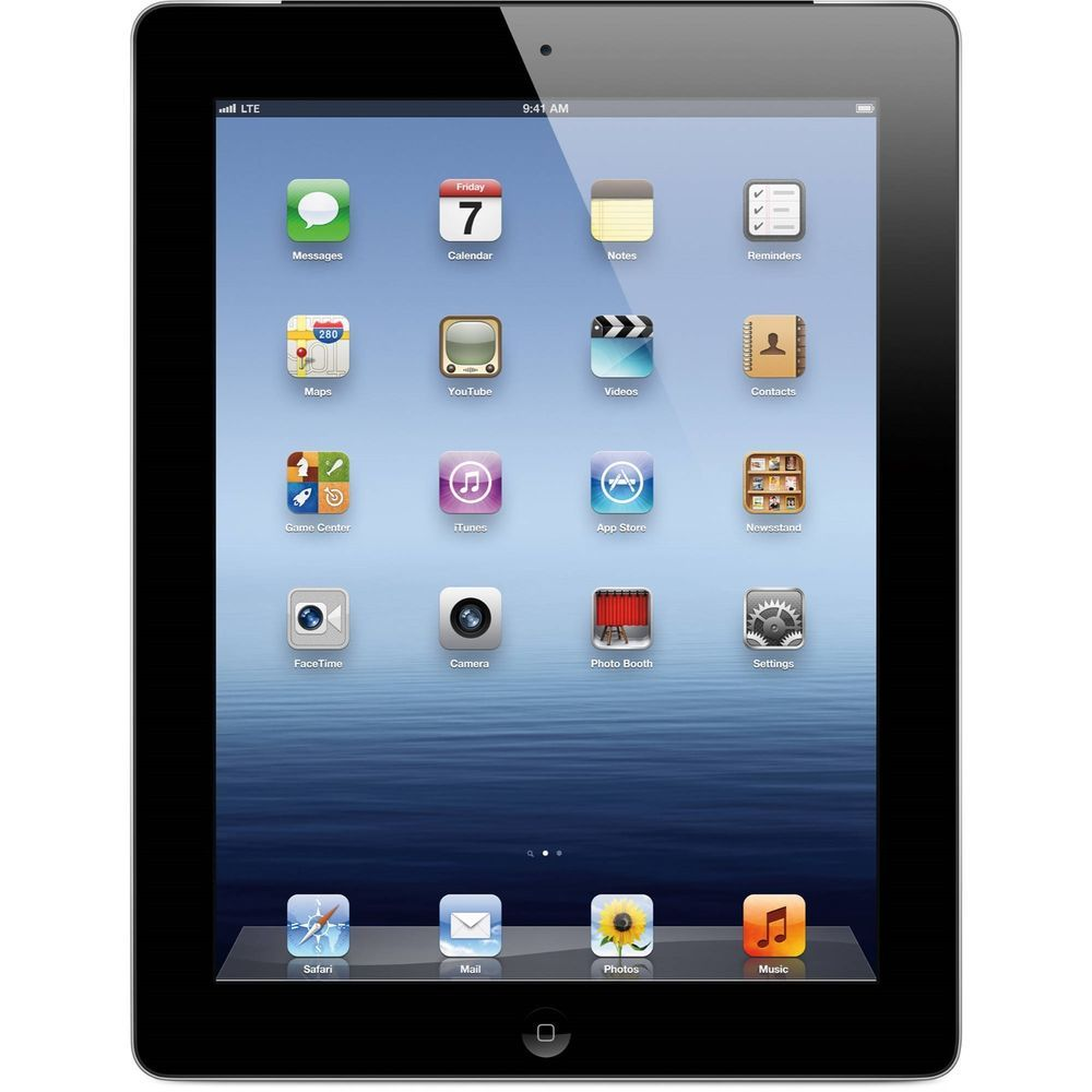 Apple iPad 3 3rd Generation 64gb USED EXCELLENT CONDITION WIFI ONLY #Apple