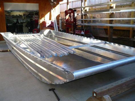 Aluminum Airboat Plans Google Zoeken Boat Building