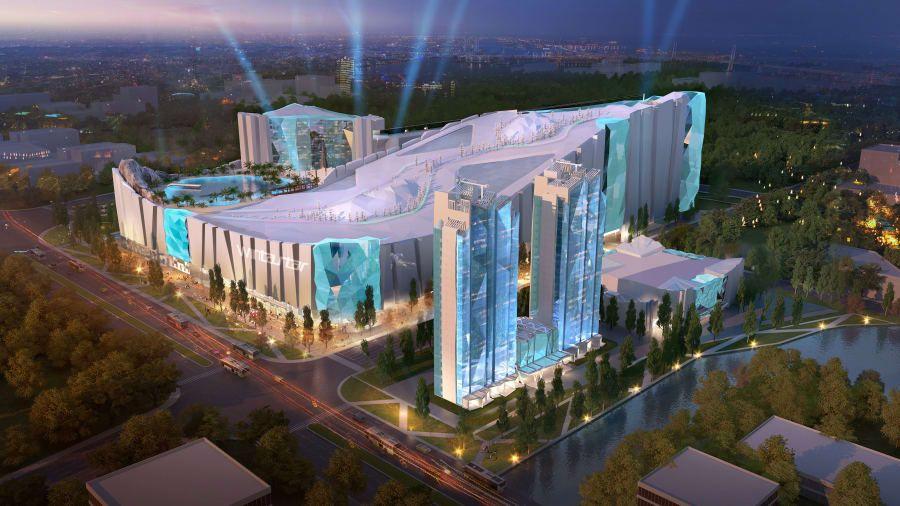 Best World S Largest Indoor Ski Resort Coming To China Via 400 x 300