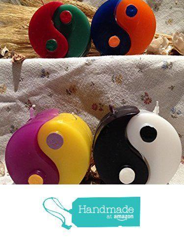 ☯️ #yin #yang #zen #meditation #relax #amazon #handmade #colors #fengshui Candela yin yang - Idea regalo per compleanni, anniversari e occasioni varie da GioCandles https://www.amazon.it/dp/B06XWQB55J/ref=hnd_sw_r_pi_dp_7KOhzbTS2FTCB #handmadeatamazon