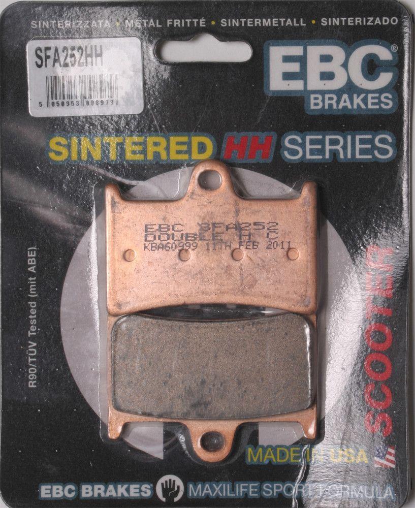 EBC BRAKE PADS - Part# SFA252HH