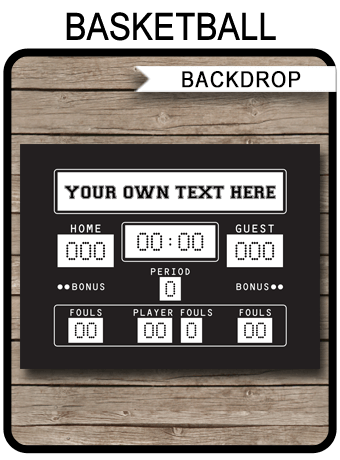 Basketball Ticket Invitation Template Colors Birthday Party Printables Ball Birthday Parties Race Car Party Printables