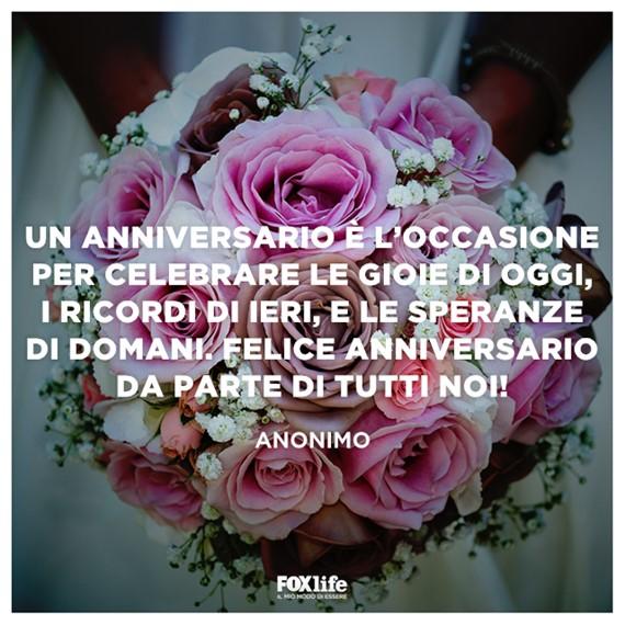 Un Anniversario E L Occasione Per Celebrare Le Gioie Di Oggi I Ricordi Di Ieri E Le Speranze Di D Felice Anniversario Anniversario Anniversario Di Matrimonio