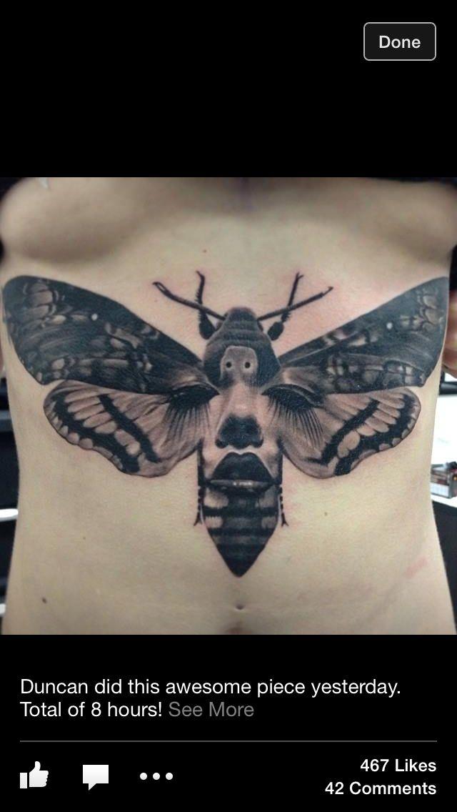1bf4b827e Dope moth lady face tattoo   Tattoos/Piercings   Moth tattoo, Moth ...