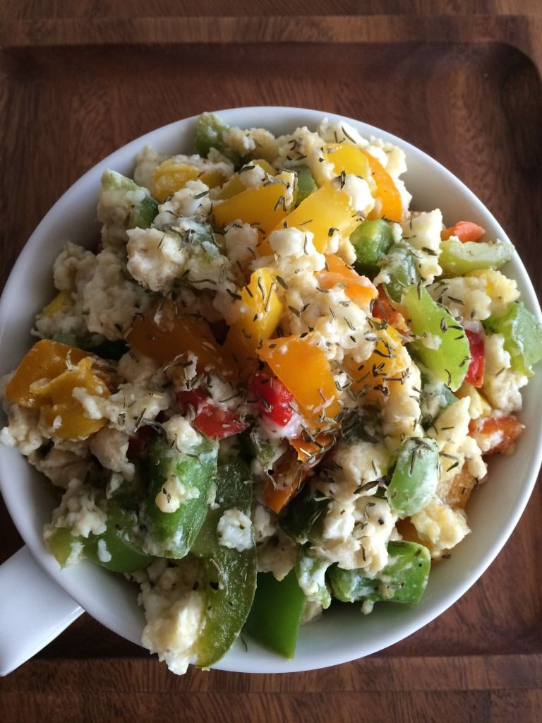 Stir Fry Scrambled Eggs Skinny Fitalicious Lean And Green Meals Stir Fry Healthy Recipes