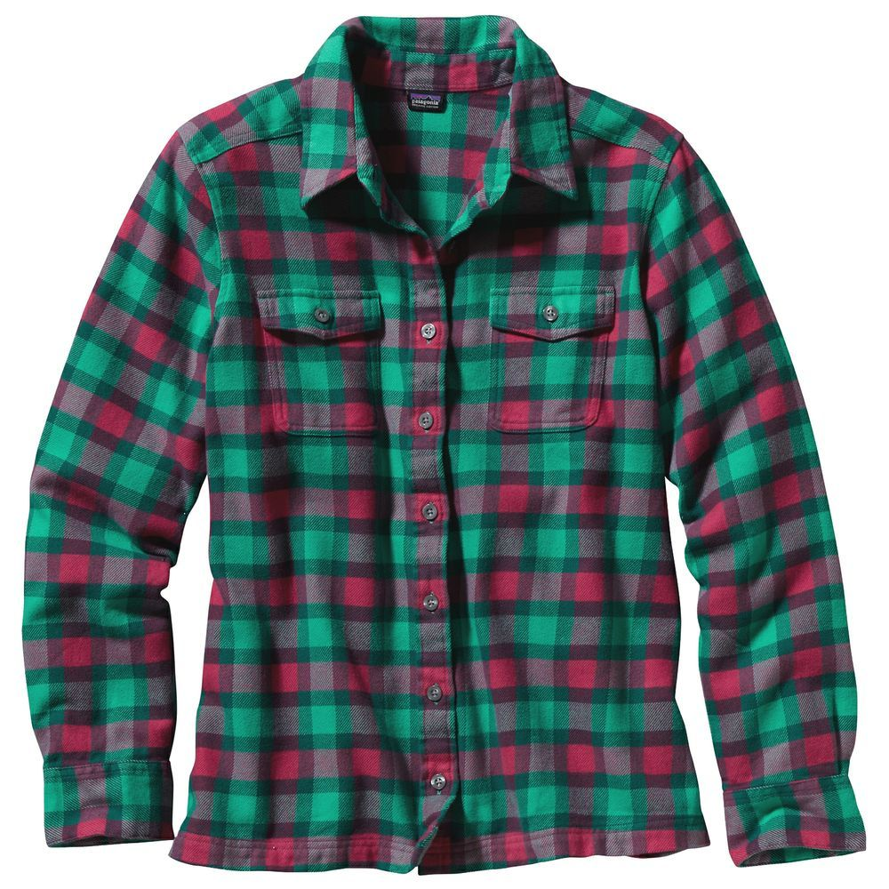 Red flannel 2018  Patagonia Fjord Flannel Shirt Womenus  Mountain Equipment Coop