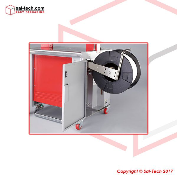 Step Tp 702rs High Speed Automatic Strapping Machine For Round And Small Products
