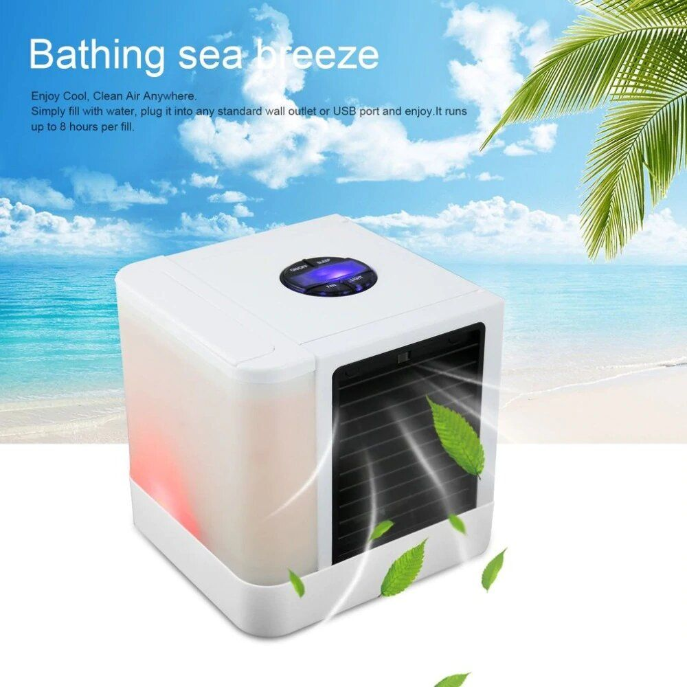Portable Usb Room Cooler And Humidifier Air Cooler Fan