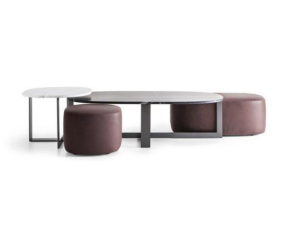 Domino Next De Molteni C Contemporary Coffee Table Side