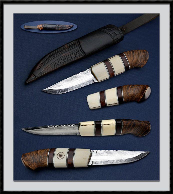 RCK Custom Made Knives by  Dennis Riley