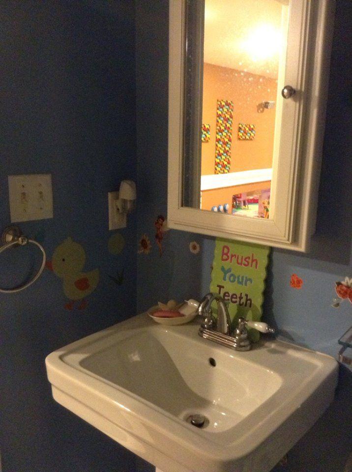 Children Restroom Family Day Care Family Day Decor