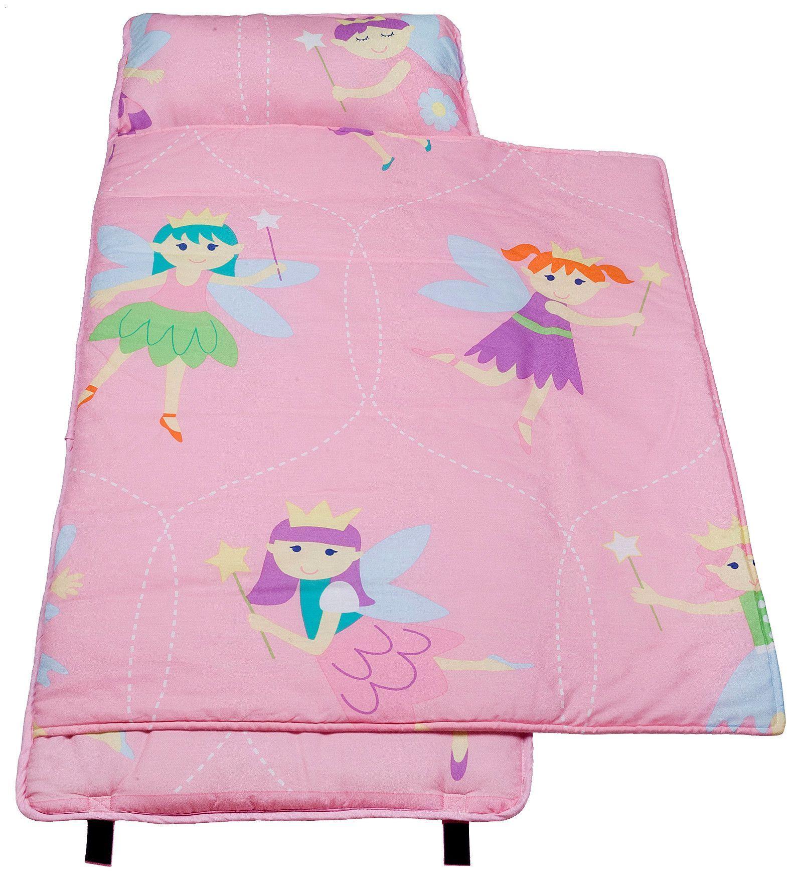 Wildkin Fairy Princess 100 Cotton Nap Mat Olive Kids Nap Mat Kids Nap Mats