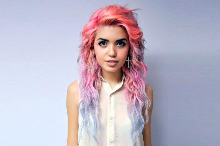 1001 Ideen Fur Rosa Haare Die Besten Bilder Aus Dem Internet