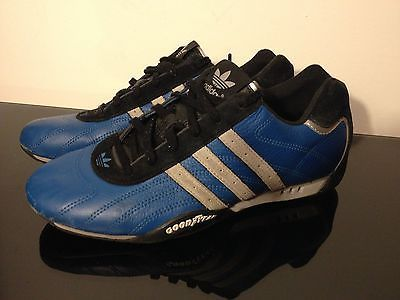c319f98f2e5a Adidas Goodyear Adi Racer Blue Leather. Find this Pin and ...