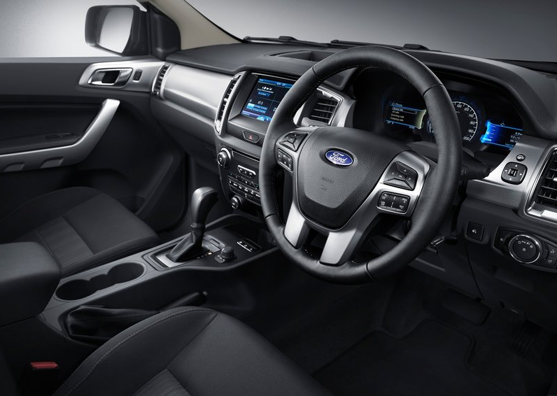 2015 Ford Ranger Revealed Ahead Of Q3 Launch Carbooq Ford Ranger Ford Ranger Interior Ford Ranger Pickup