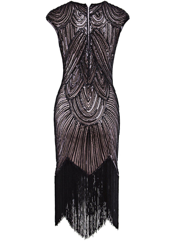 Vijiv s long prom dresses beaded sequin art nouveau deco