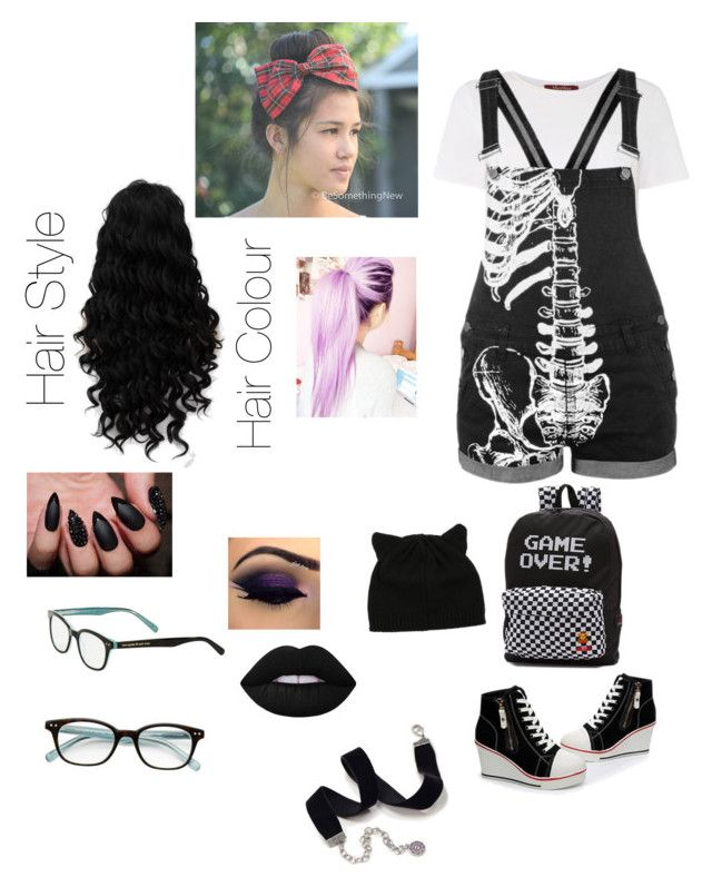 """Blinks first day at Xaviers School"" by missy-wilson-mistress-of-darknes ❤ liked on Polyvore featuring art"
