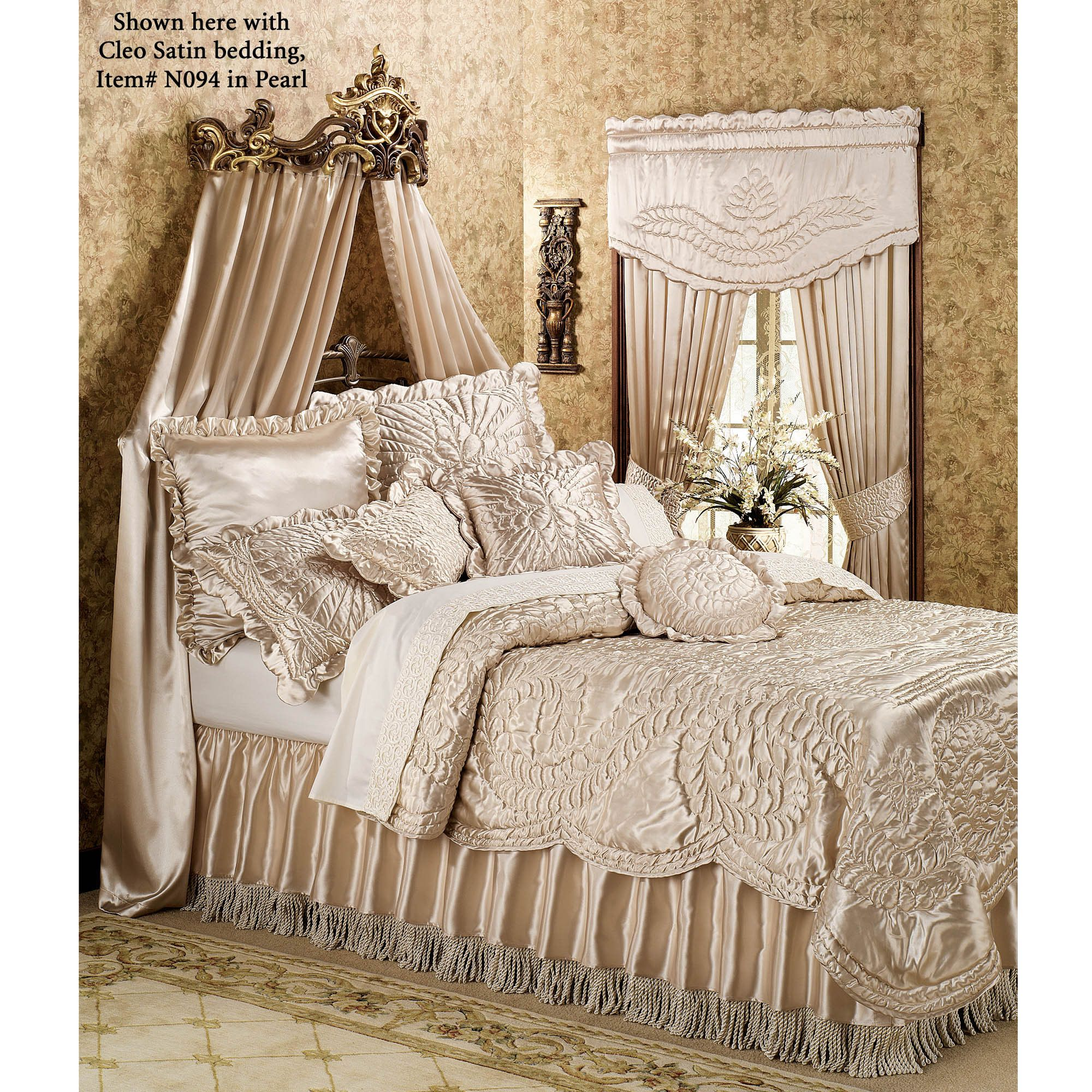wall teester bed crowns - Google Search | Beautiful ... on Wall Teester Bed Crown  id=47599