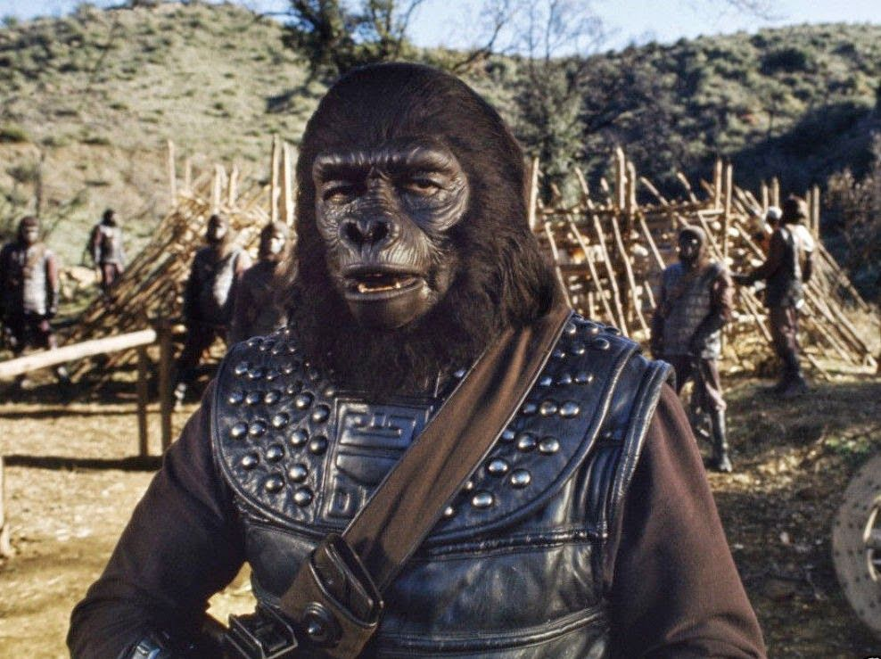 Archives Of The Apes: Battle For The Planet Of The Apes (1973) Part 24