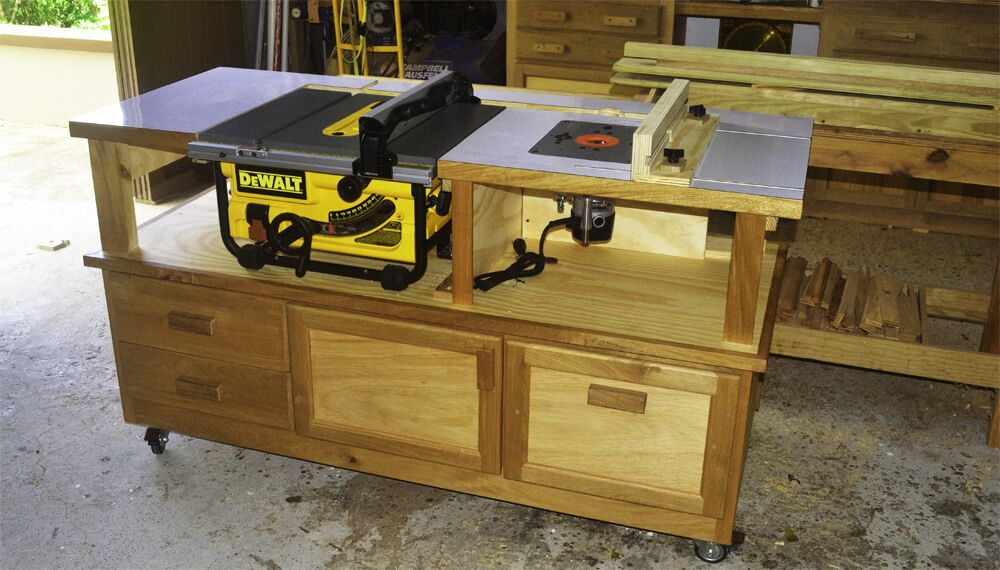 Reviews of Best Cabinet Table Saws Knowledge Base Biggest Review