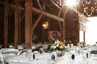 Living History Farms Flynn Barn Reception Brian Davis Photography Make It Hen Events