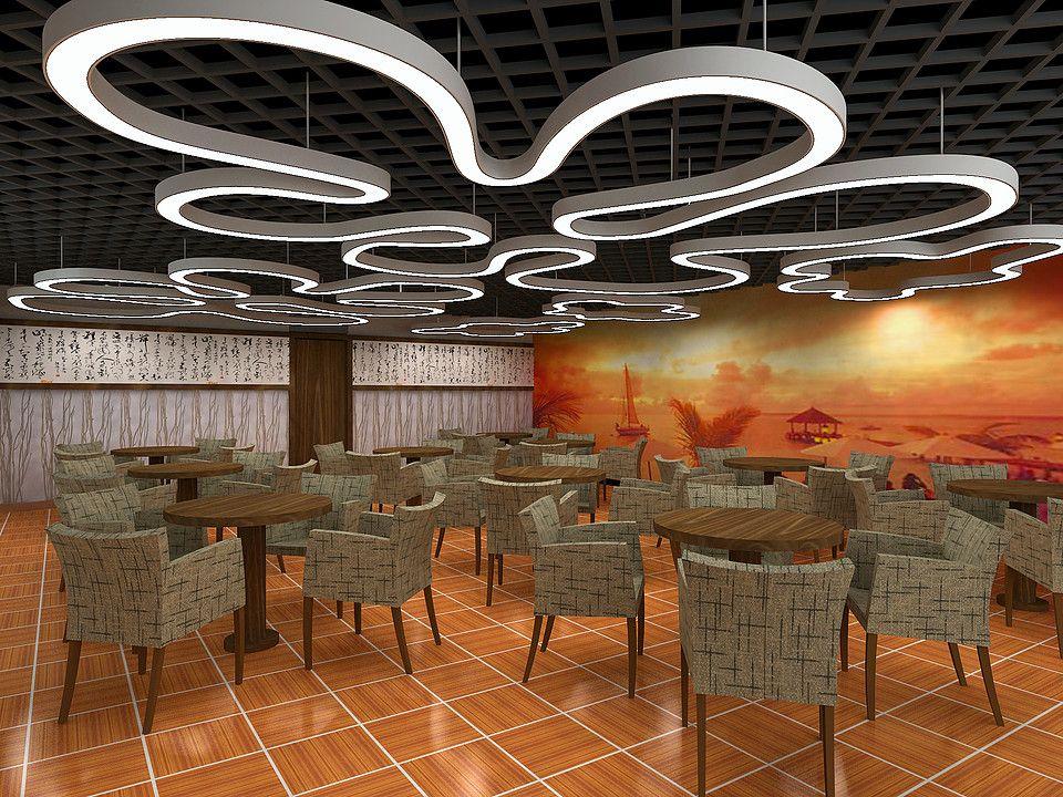 Architectural Light - Custom Curve | NEONNY