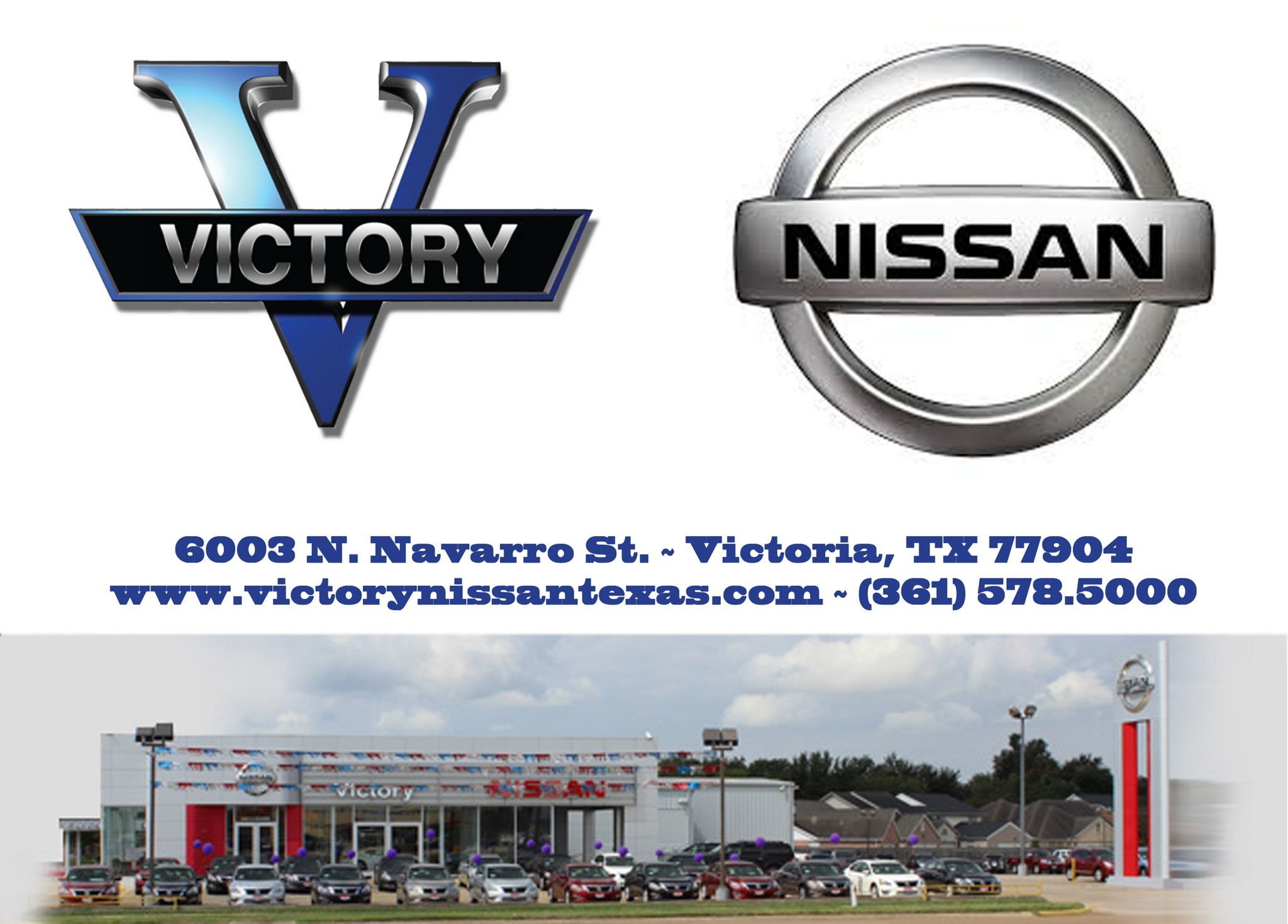 Victory Nissan Victoria Tx >> Default Photo Victory Nissan Nissan Victorious Logos