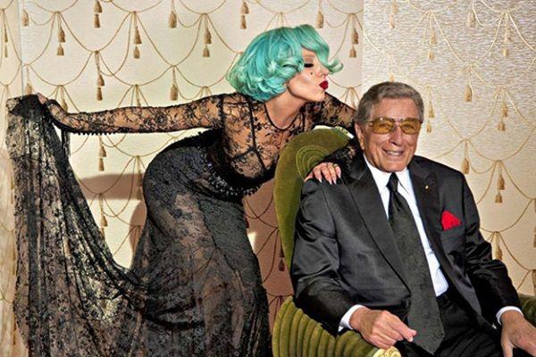Tony Bennett Saved My Life-Said Lady Gaga #CheekToCheek, #LadyGaga, #TaylorKinney, #TonyBennett