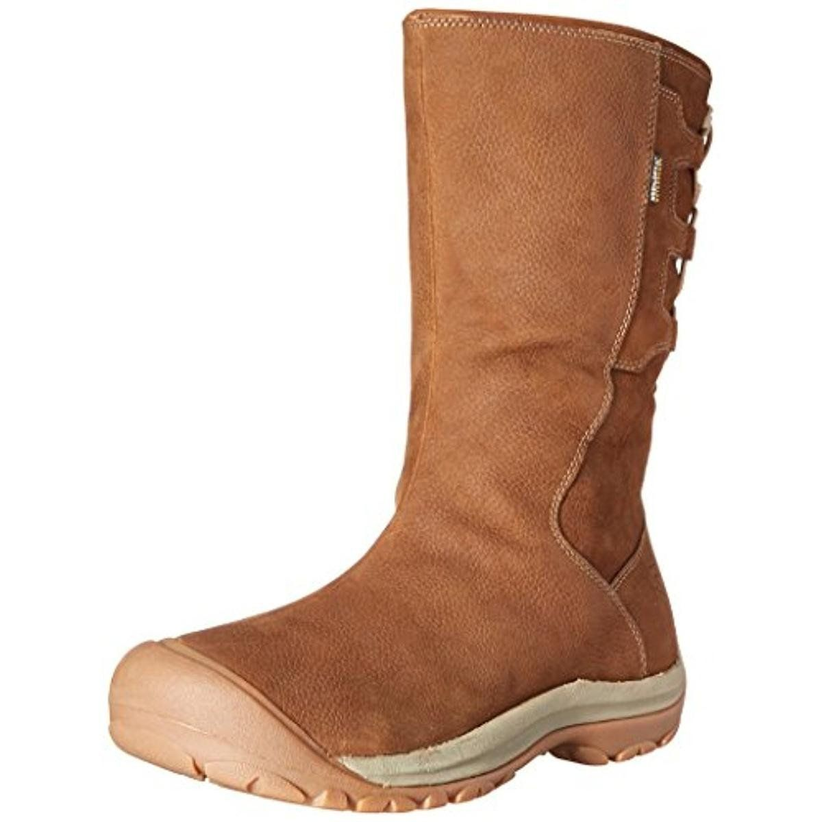 Keen Womens Leather Waterproof Mid-Calf Boots