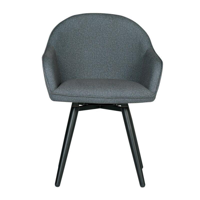 Studio Designs Home Dome Swivel Armchair Wayfair Upholstered Arm Chair Swivel Armchair Chair