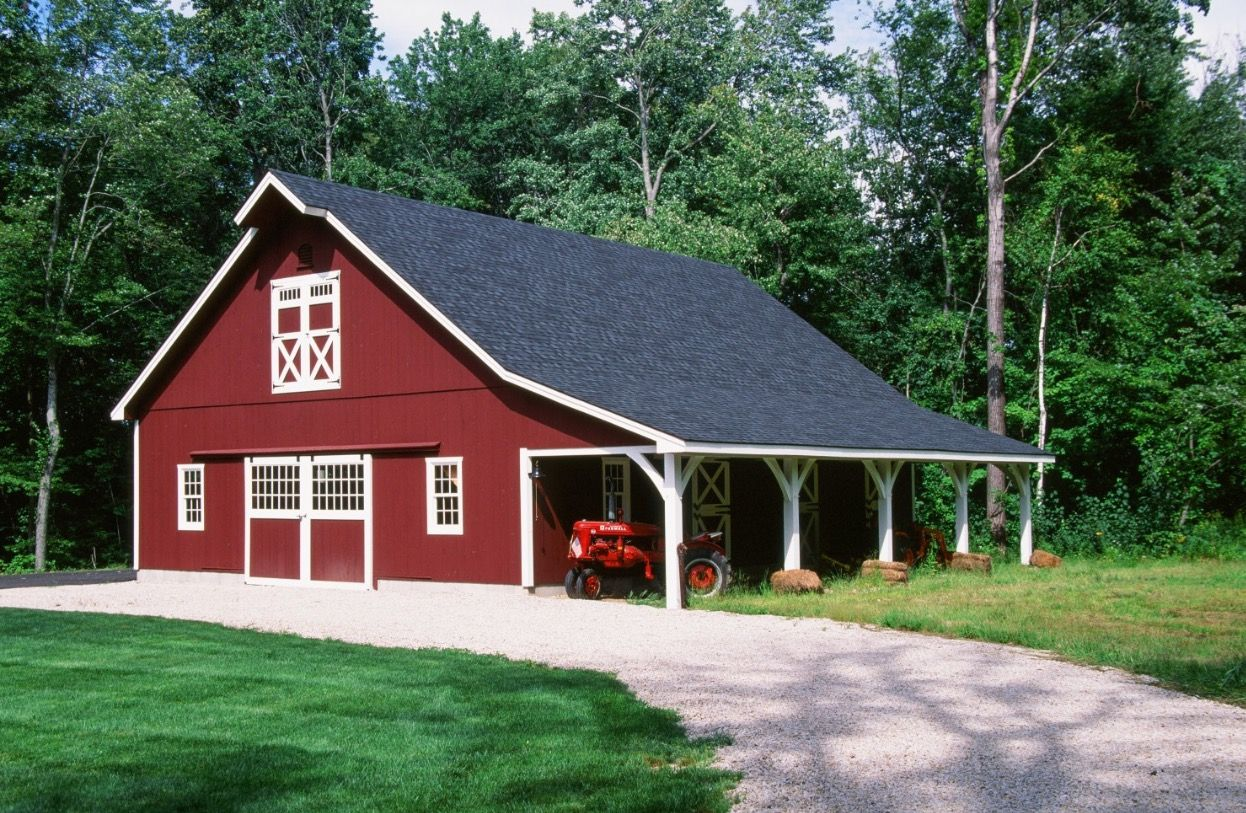 Pin by Kathy Young on dream barn | Pole barn homes, Shed ...