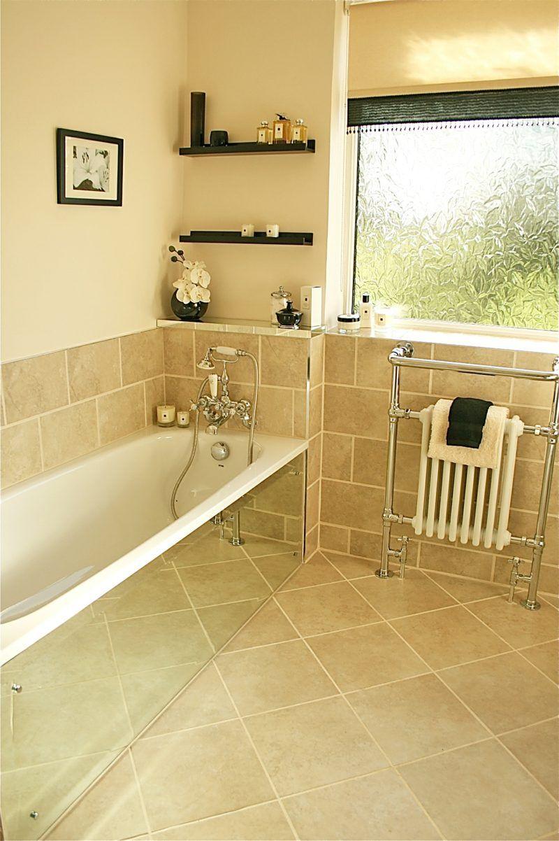 Badewannenverkleidung Bath Banyo Resopalspastyling Kuvet Ideas Bathroom Modernbathroom Bad Habe Badewannenverkleidung Badezimmer Badezimmer Renovieren