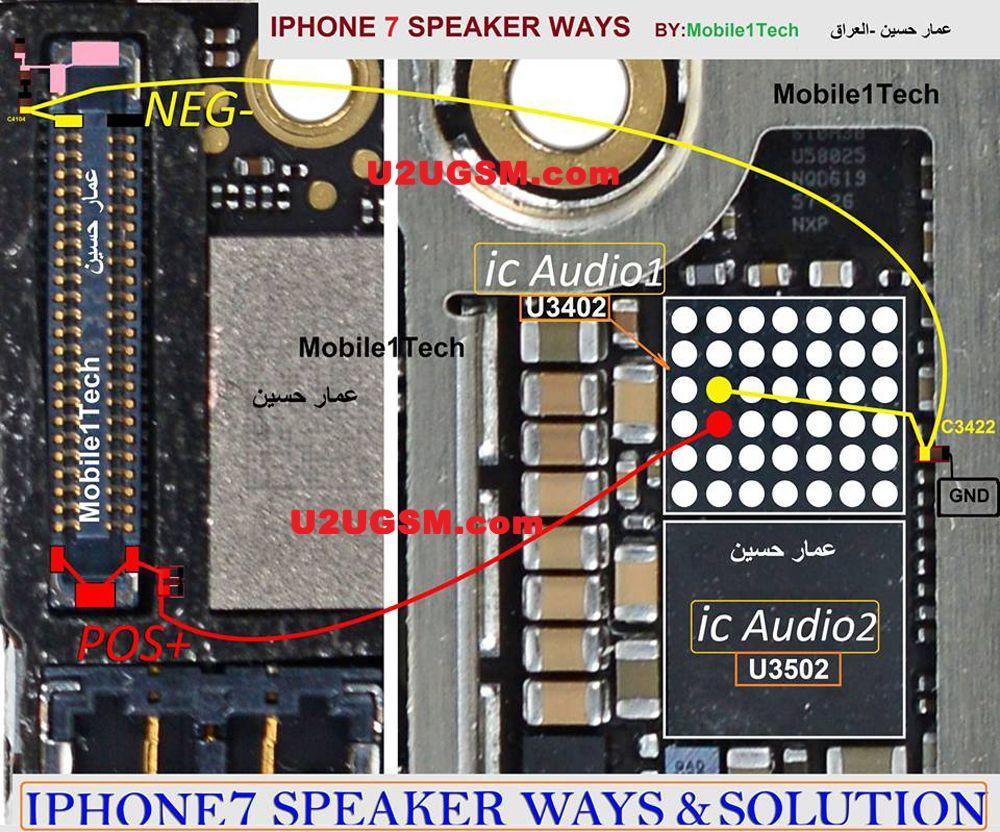 Iphone 7 Ringer Solution Jumper Problem Ways Apple Iphone Repair Iphone Solution Smartphone Repair