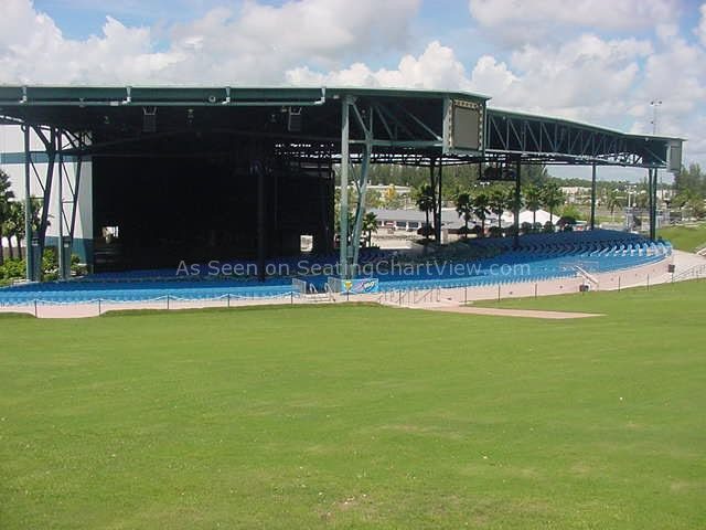 Cruzan Amphitheatre West Palm Beach Fl Seating Chart View We Have Tickets To All Shows