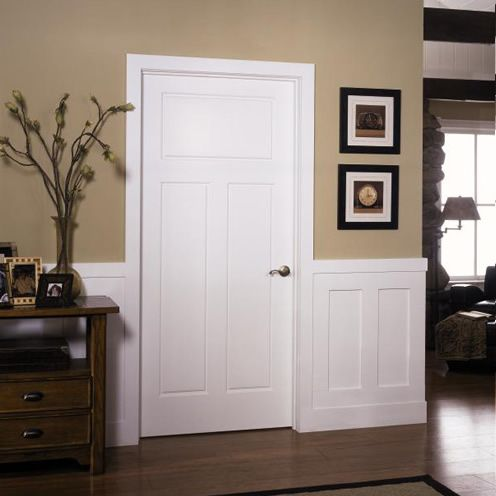 craftsman interiors the best craftsman interior doors