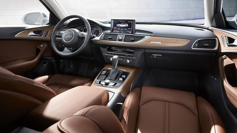 Newcarreport 2017 Audi A6 Interior