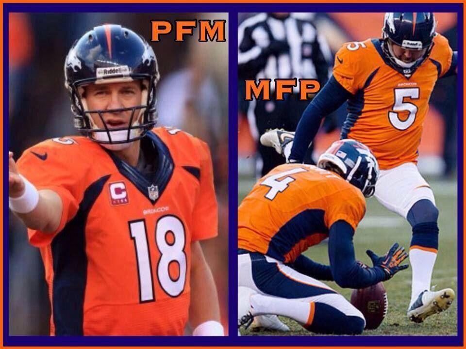 Broncos football peyton manning