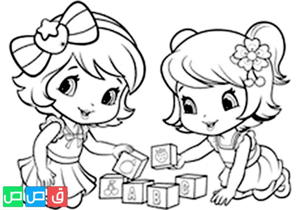 رسومات للتلوين للبنات أكثر من مائة صورة جاهزة للطباعة قصص اطفال Cute Coloring Pages Baby Coloring Pages Disney Coloring Pages