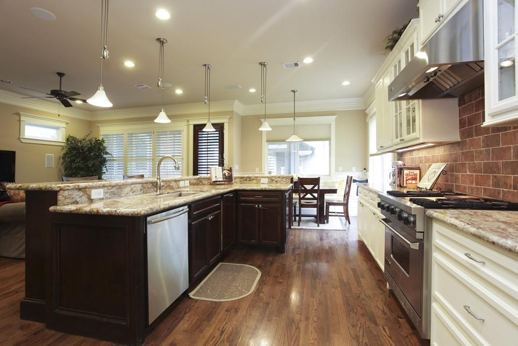 l shape island and overall flow home kitchens home design decor home on kitchen island ideas v shape id=60251