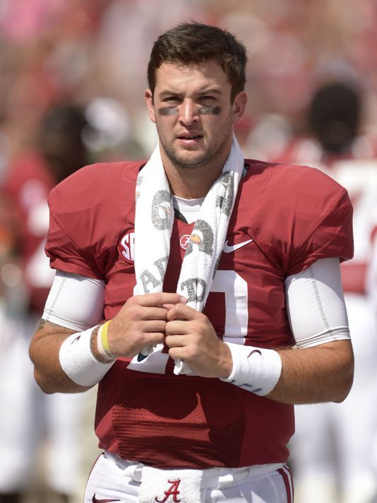 Alabama Quarterback Aj Mccarron Got Nfl Combine Ready With