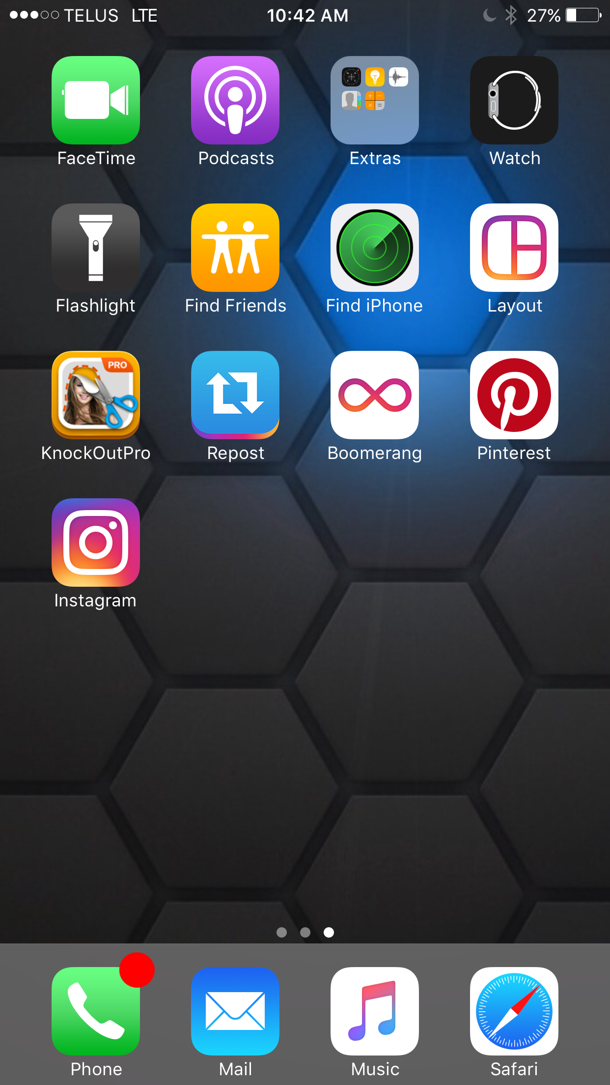 Pin by Jasmine on My Pinterest Iphone organization, Ios
