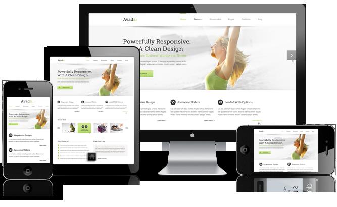 Avada Theme: El Tema WordPress Más Vendido del Mundo | Web Design ...