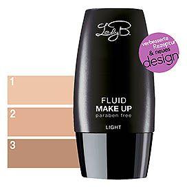 Lady B. Fluid Make up