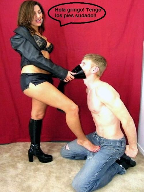 Mistress looking for slave
