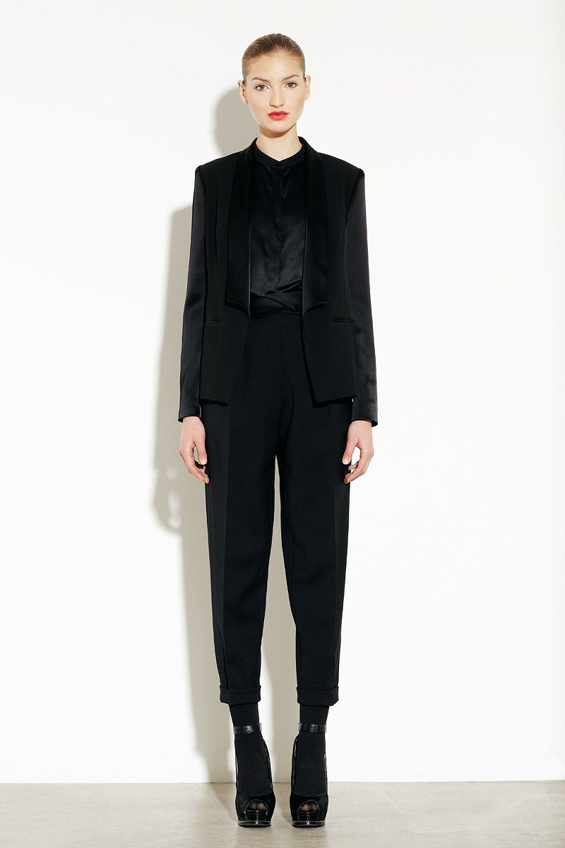 DKNY Resort 2013 - Review - Collections - Vogue